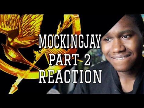 Hunger games mockingjay part 1 book report